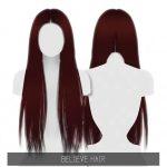Simpliciaty: Believe Hair