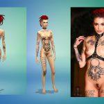Pornodarstellerin Leigh Raven von Evilash34